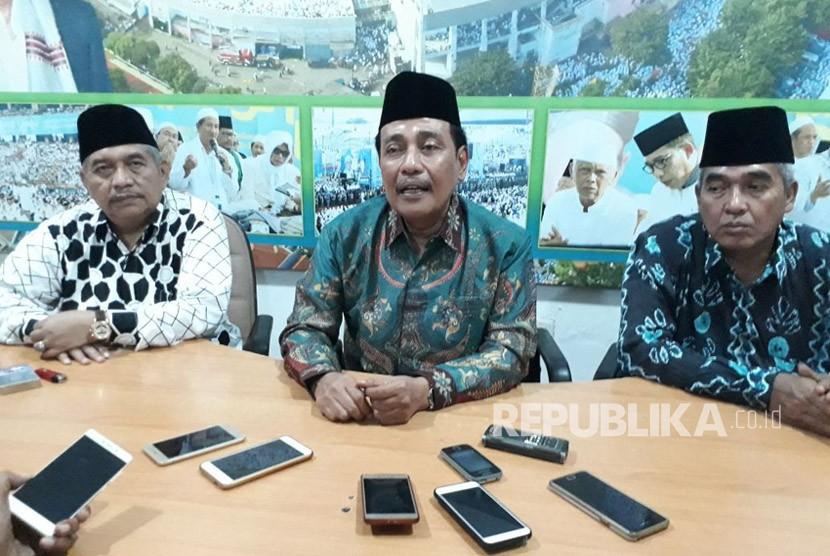 Ketua MUI Jawa Timur Hasan Mutawakkil Alallah