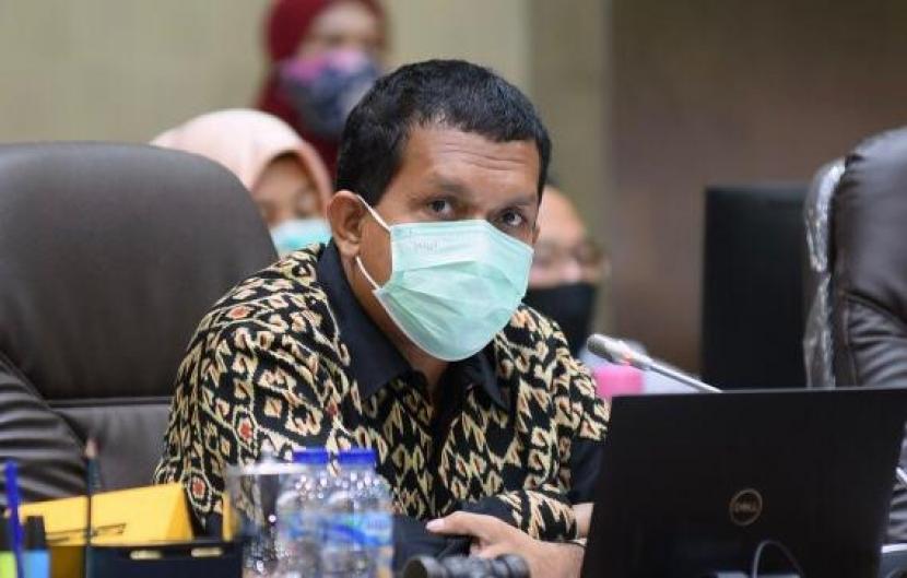 Ketua Satgas Penegakan Disiplin Protokol Kesehatan Covid-19 DPP Partai Golkar Emanuel Melkiades Laka Lena.