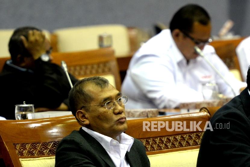 Ketua Satlak Prima Ahmad Sutjipto.