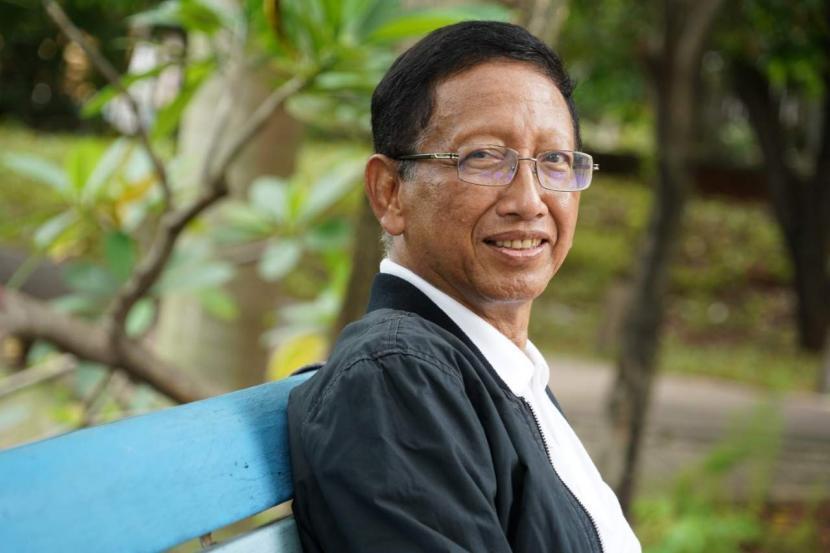 Ketua Satuan Tugas (Satgas) Covid-19 Pengurus Besar Ikatan Dokter Indonesia (PB IDI), Prof Zubairi Djoerban.