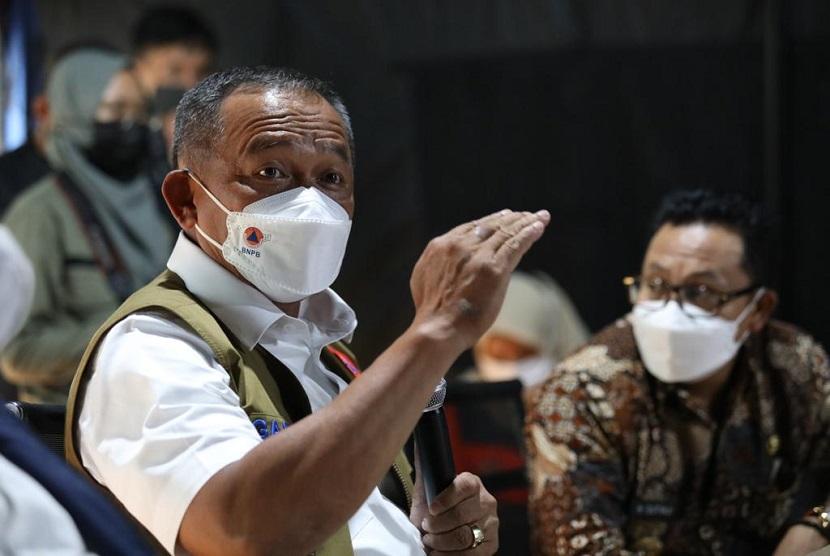 Ketua Satuan Tugas (Satgas) Penanganan COVID-19, Letjen TNI Ganip Warsito