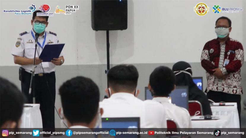 Ketua Tim Panitia Instansi Daerah PIP Semarang, Melfin Sirai, menjelaskan, bahwa pihaknya ditugaskan untuk menyelanggarkan SKD CASN Kemenhub Tahun 2021 bersama Kantor Regional I Badan Kepegawaian Negara (BKN) Daerah Istimewa Yogyakarta.