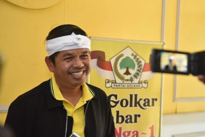 Ketua TKD Jabar Dedi Mulyadi.