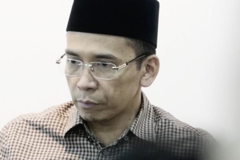 Ketua Tunas Generasi Bangsa, Tuan Guru Bajang (TGB) Zainul Majdi