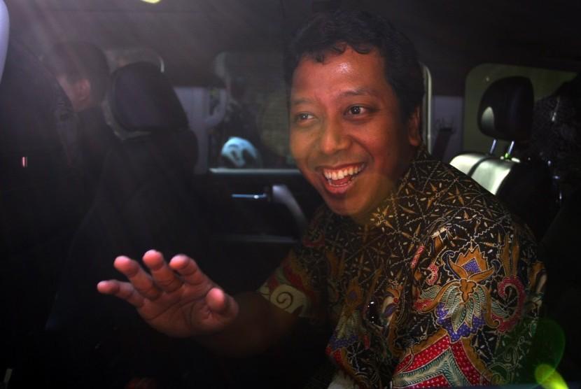 Ketua Umum DPP PPP hasil Muktamar Surabaya M Romahurmuziy (Romi)