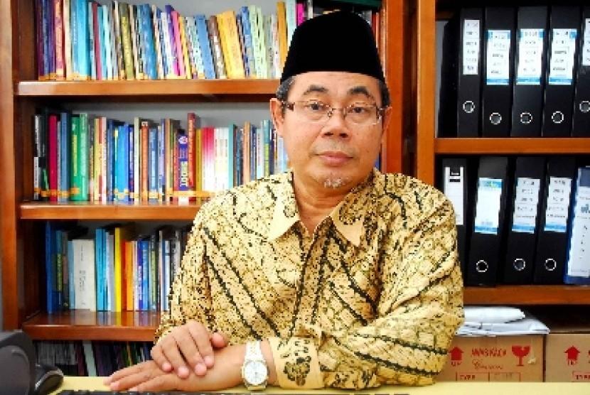 Ketua Umum Ikadi KH Ahmad Satori Ismail.
