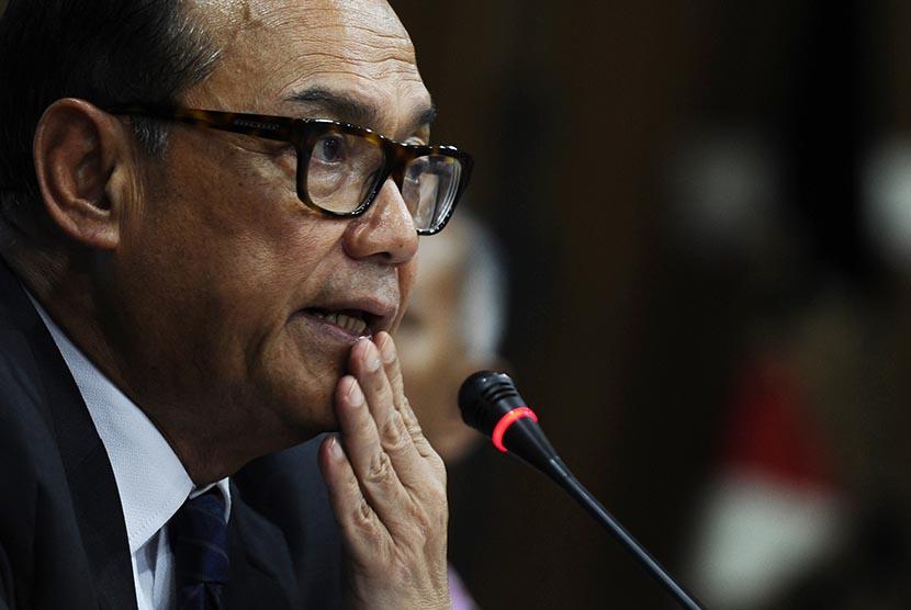 Ketua Umum Kadin Indonesia Suryo Bambang Sulisto.