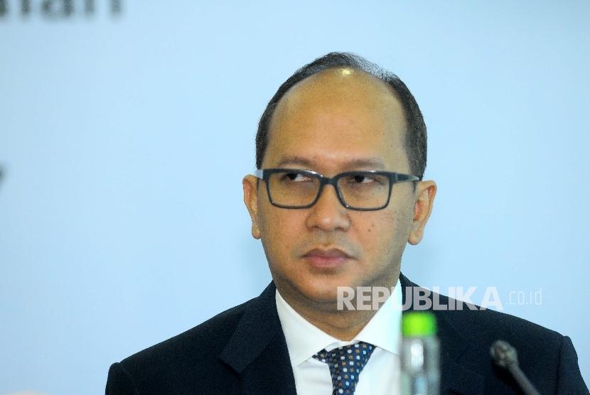 Ketua Umum kamar Dagang dan Industri (KADIN) Indonesia Rosan Roeslani