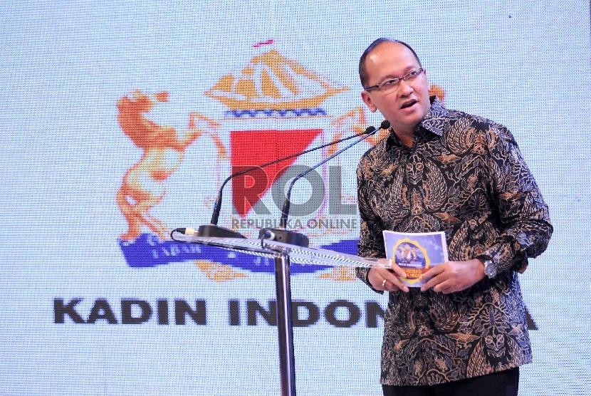 Ketua Umum Kamar Dagang dan Industri (Kadin), Rosan Perkasa Roeslani.
