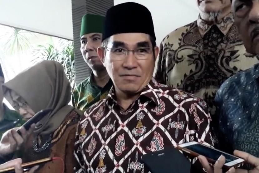 Ketua Umum Lajnah Tanfidziyah Syarikat Islam Indonesia, Hamdan Zoelva