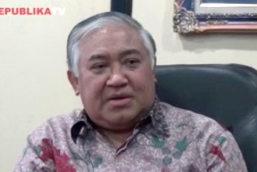 Ketua Umum Muhammadiyah, Din Syamsuddin