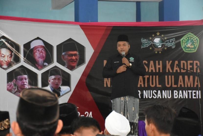 Ketua Umum Pagar Nusa, M. Nabil Haroen kembali menegaskan bahwa Pagar Nusa akan berperan aktif dalam menjaga keutuhan NKRI.