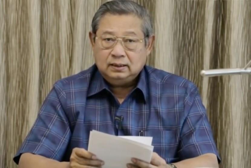 Ketua Umum Partai Demokrat, Susilo Bambang Yudhoyono (SBY)