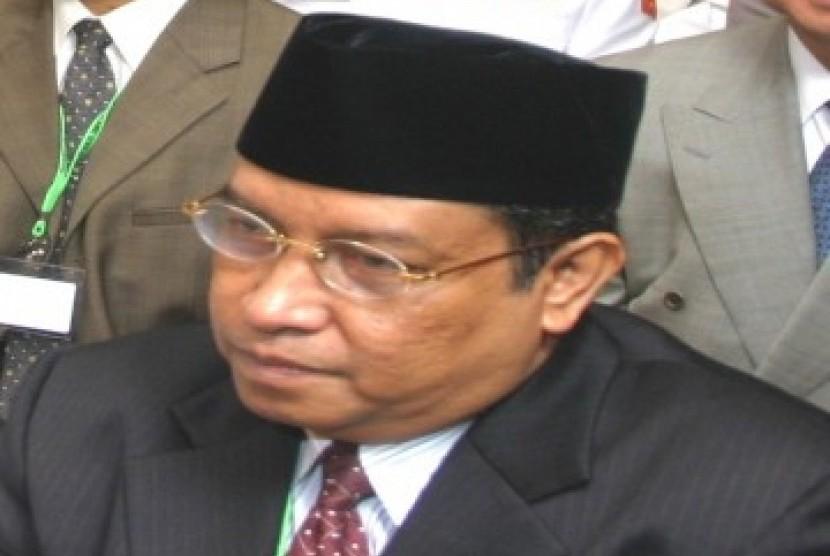 Ketua Umum PBNU KH Said Aqiel Siradj