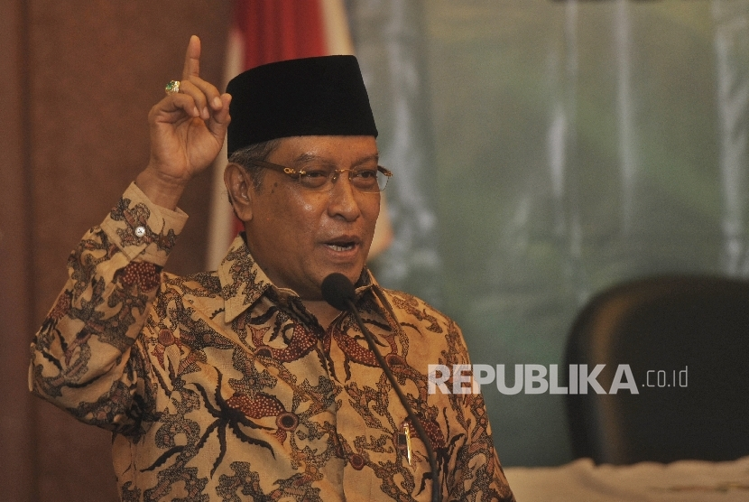 Ketua Umum PBNU Said Agil Siradj
