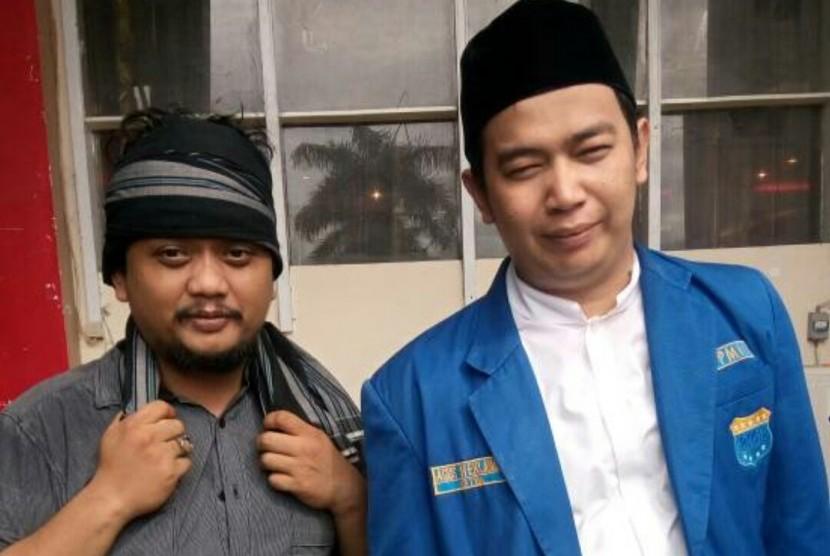 Ketua Umum PMII 2017-2019 Agus Mulyono Herlambang.