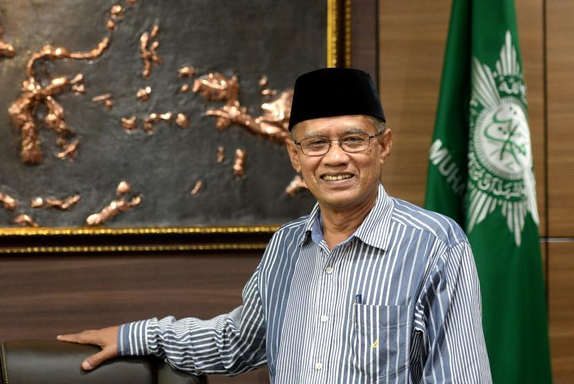 Ketua Umum Pimpinan Pusat (PP) Muhammadiyah, Prof Haedar Nashir.