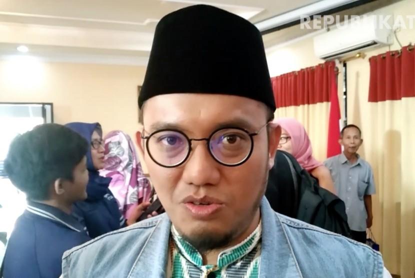 Ketua Umum PP Pemuda Muhammadiyah, Dahnil Anzar Simanjuntak