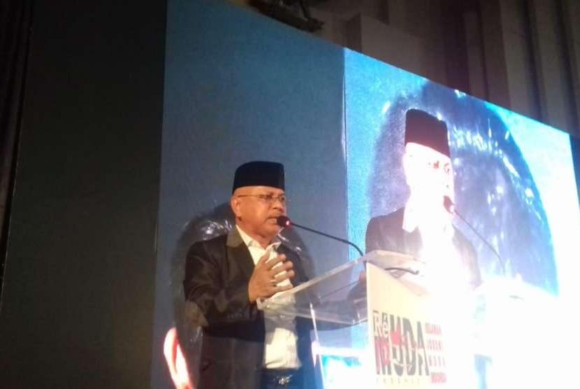 Ketua Umum Relawan Jokowi HM Darmizal MS.