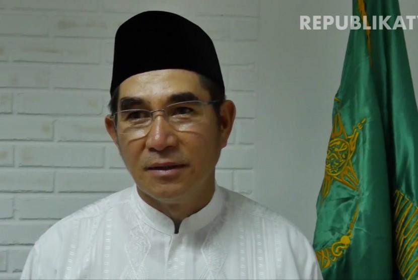 Koordinator Presidium Majelis Nasional KAHMI Hamdan Zoelva