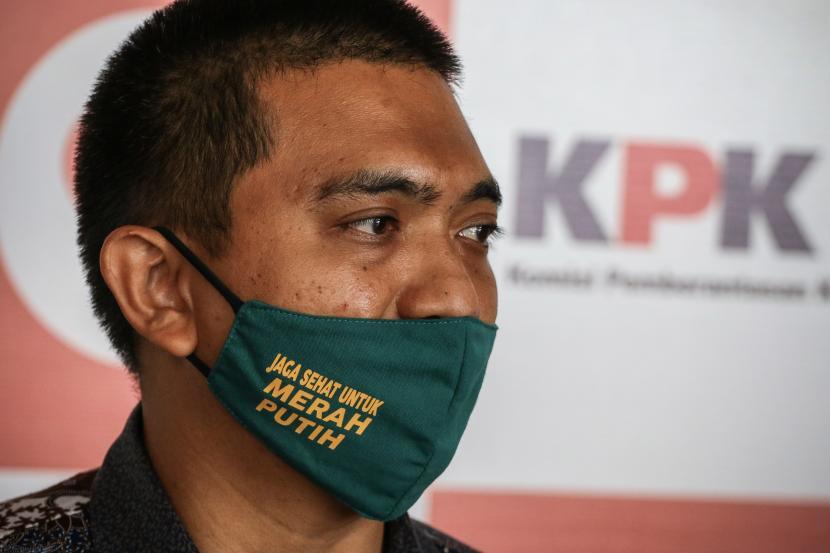 Ketua Wadah Pegawai Komisi Pemberantasan Korupsi (KPK) Yudi Purnomo