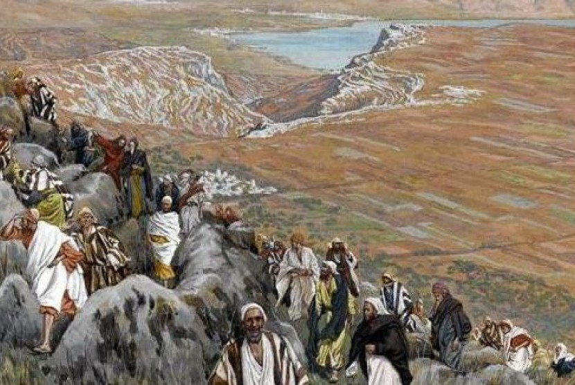 Keturunan Bani Israil tidak menerima perlakuan baik dari Mesir.