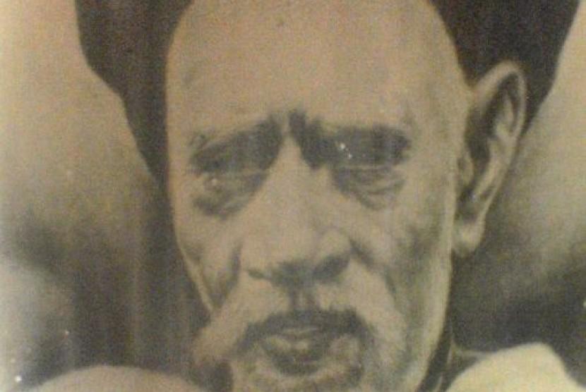 KH Asnawi Bin Abdurrahman Al Bantani