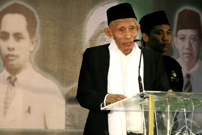 KH Muhammad Achmad Sahal Mahfudz