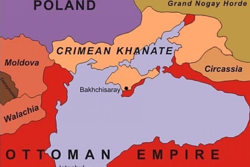 3 Situs Warisan Krimea   Republika Online