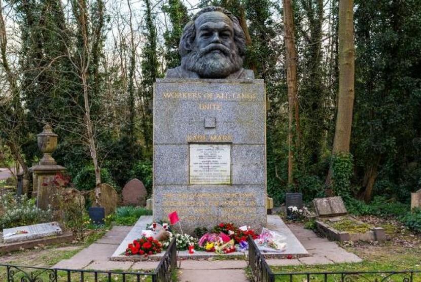 Kiburan Karl Marx.