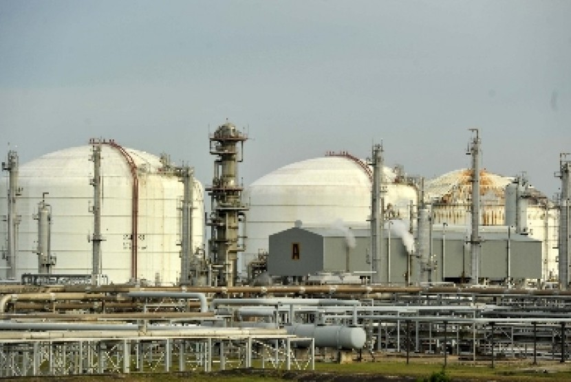 Kilang LNG Badak NGL