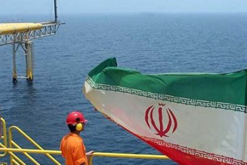 Kilang minyak Iran