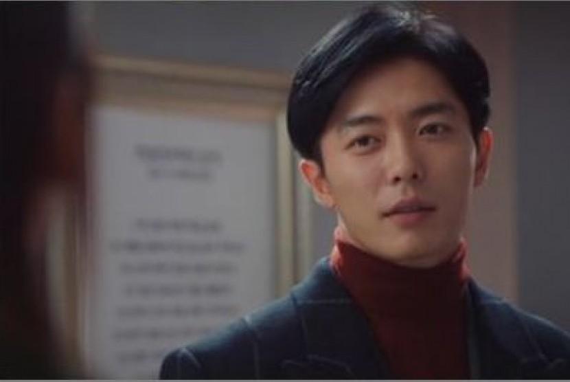 Kim Jae-wook akan bertemu peran dengan Krystal f(x) bila terlibat di 'Crazy Love'.