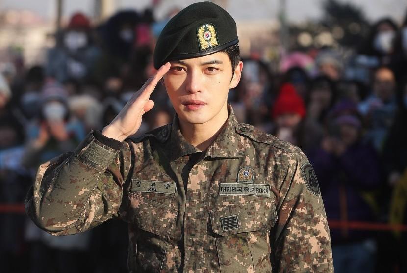 Kim Jaejoong, personil JYJ.