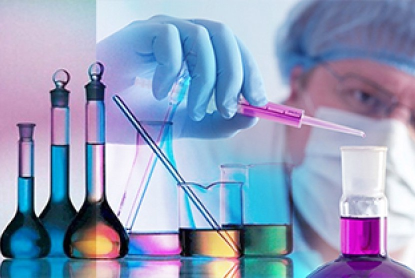 kimia(ilustrasi)