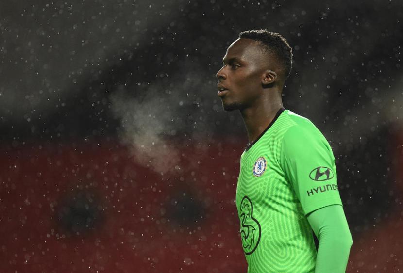 Performa Edouard Mendy Bikin Lampard Tenang