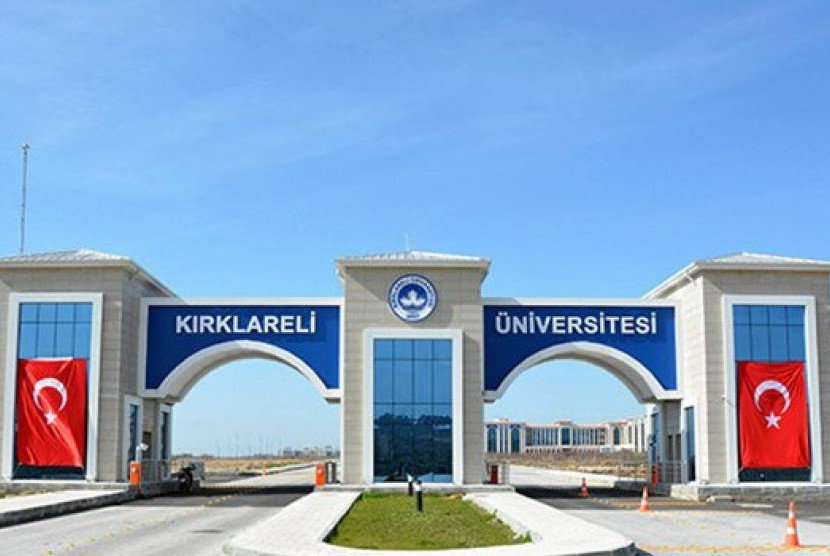 Kirklareli University.
