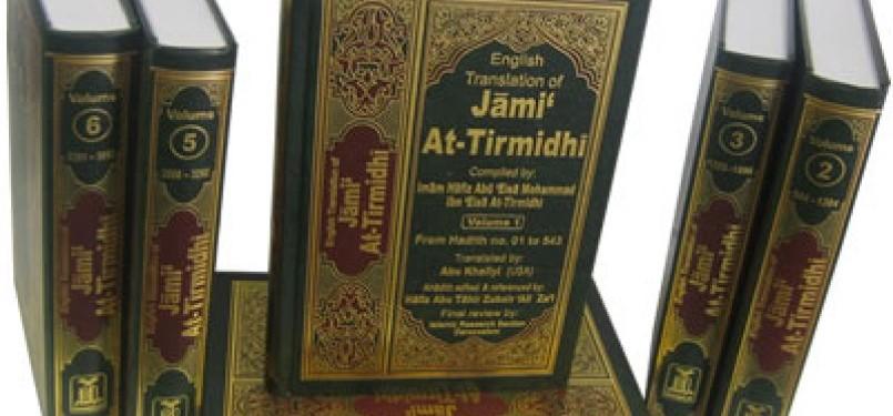 Kitab Sunan Tirmidzi karya Imam Tirmidzi (ilustrasi)
