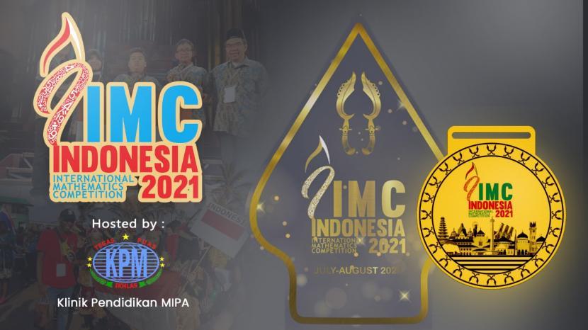 Klinik Pendidikan MIPA (KPM) kembali didaulat menjadi penyelenggara (tuan rumah) pesta akademik paling bergengsi dan terbesar di dunia, yakni Indonesia International Mathematics Competition (IIMC) 2021 pada tanggal 27 Juli - 1 Agustus secara daring (online).