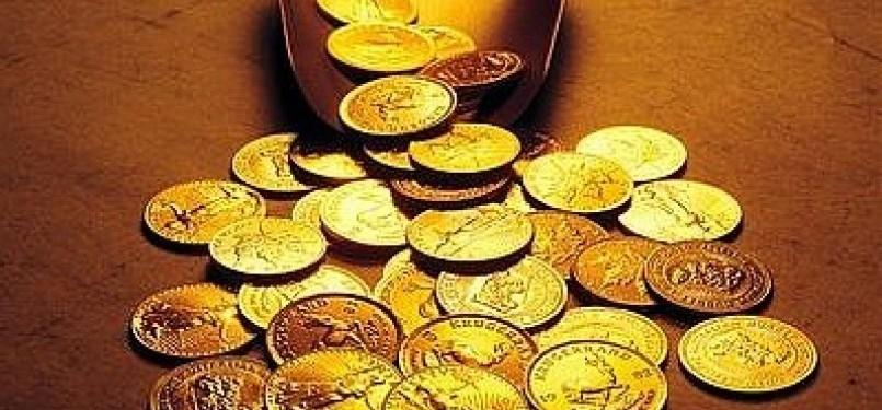koin emas