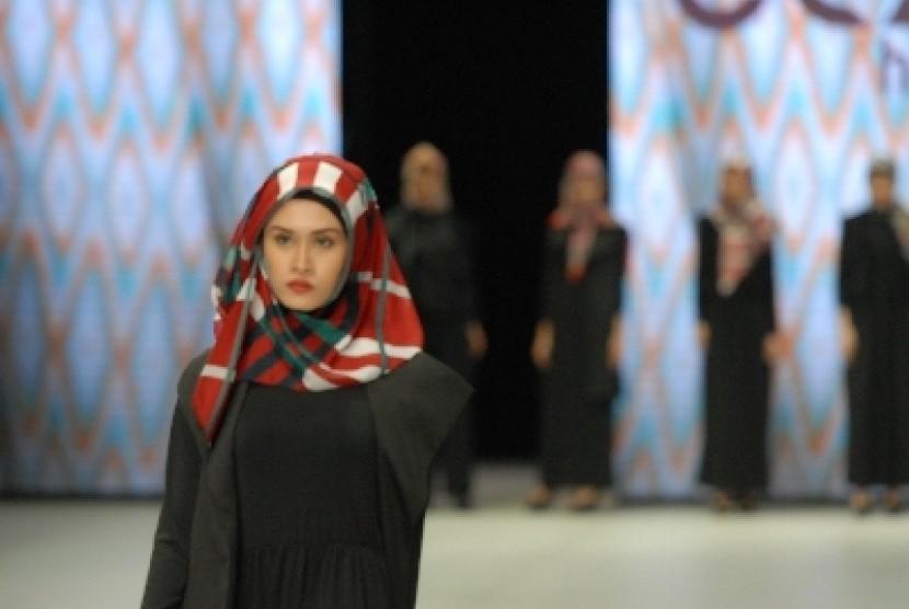 Koleksi hijab Elzatta