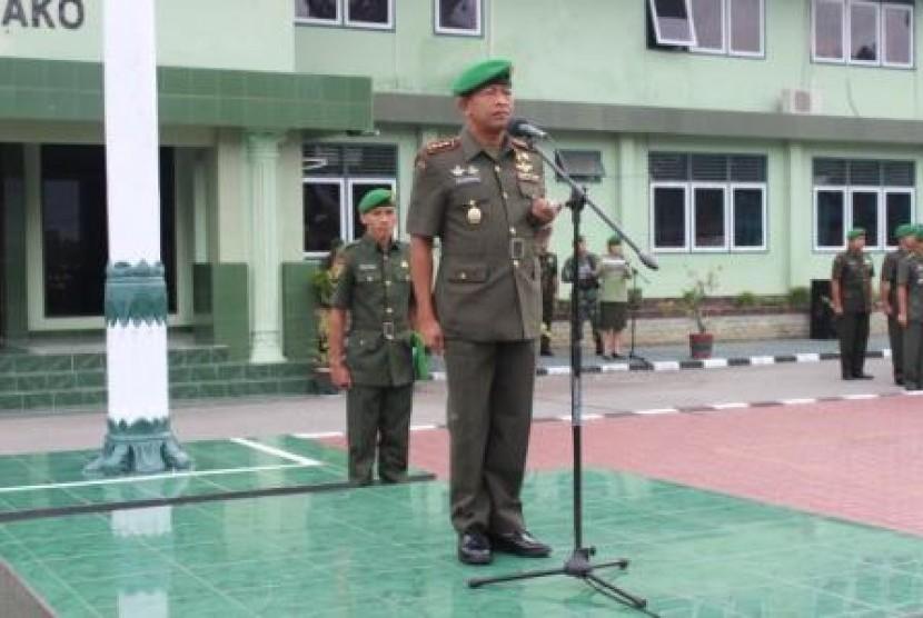 Kolonel (Inf) Tri Soewandono jabat Danrem Biak.