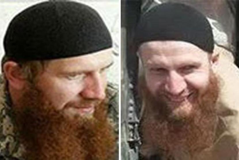 Komandan ISIS al Shishani