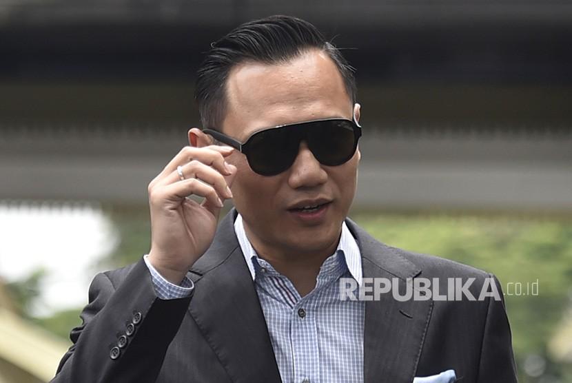 Komandan Satuan Bersama (Kogasma) Partai Demokrat untuk Pilkada 2018 dan Pemilu 2019, Agus Harimurti Yudhoyono (AHY).