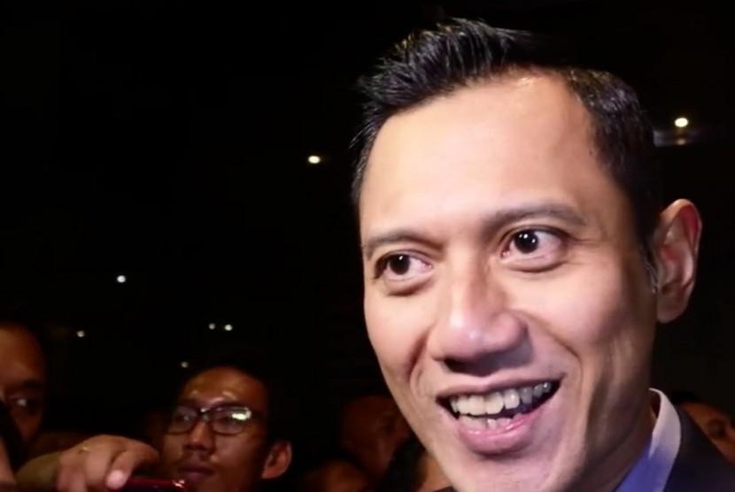 Komandan Satuan Tugas Bersama (Kogasma), Agus Harimurti Yudhoyono (AHY)