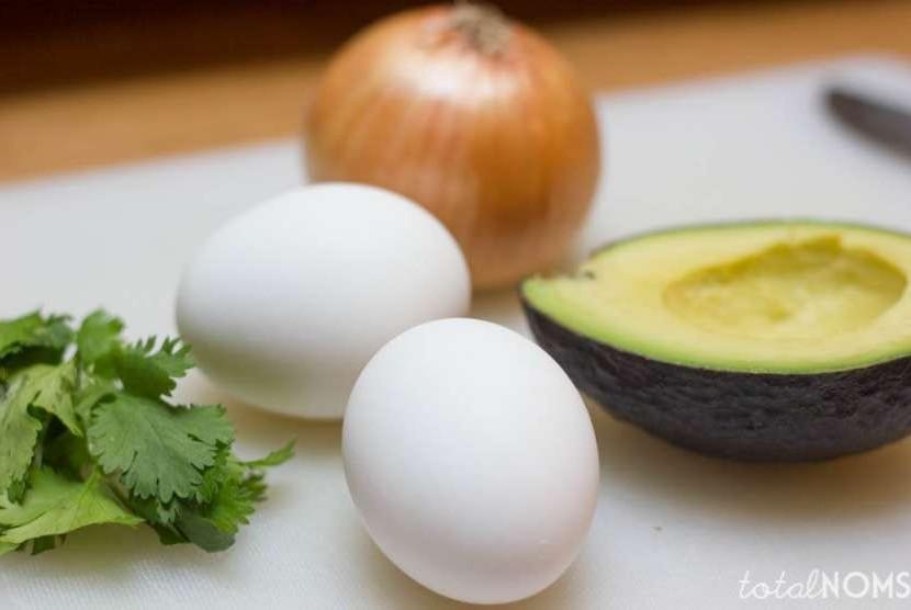 Kombinasi telur dan alpukat merupakan salah satu makanan favorit pelaku diet keto.