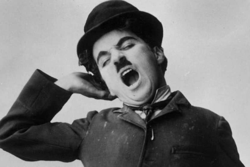Komedian legendaris Charlie Chaplin