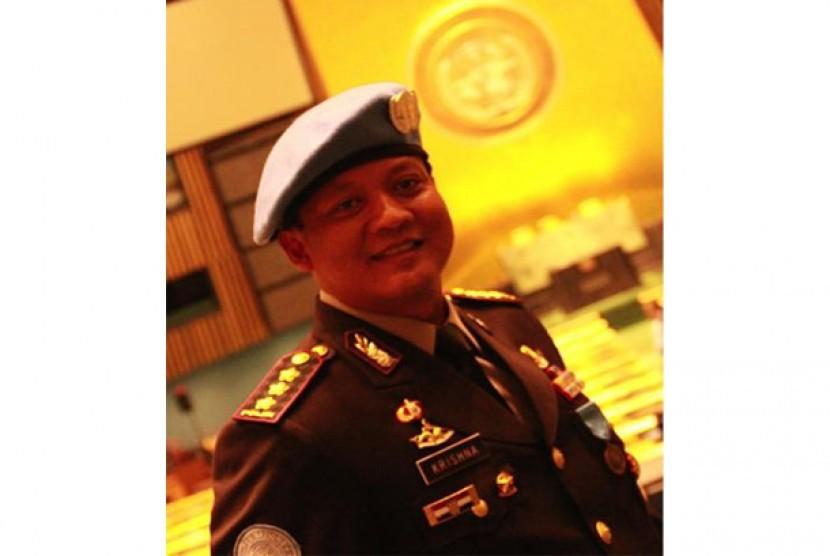 Komisaris Besar Polisi Krishna Murti