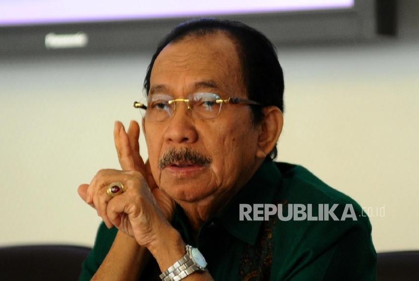 Komisaris Utama Pertamina Tanri Abeng.