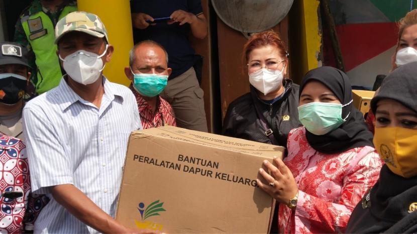 Komisi VIII DPR Kirim Bantuan untuk Korban Banjir Semarang